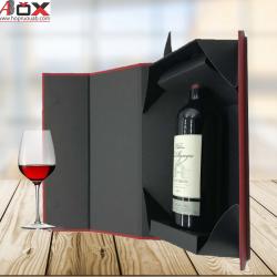 Vỏ rượu vang bằng giấy 1 chai