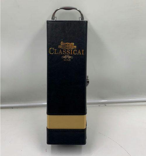 Hộp đựng rượu vang mẫu mới 1 chai A1-2040