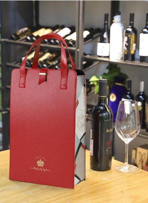 Túi đựng rượu vang 1